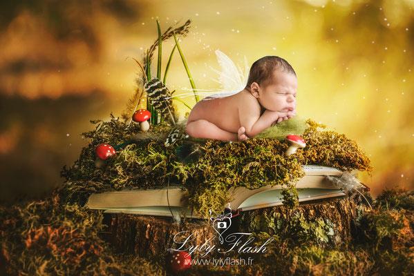 photographie artistique d'art a Monaco pour bébé