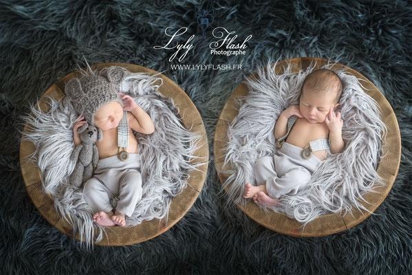 photographe pour jumeaux à Monaco