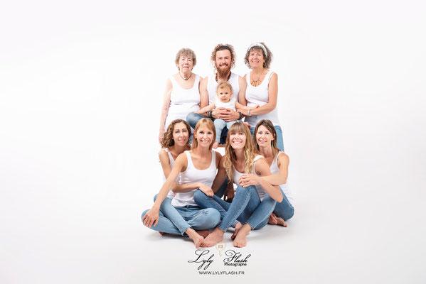 studio photo famille près de rocbaron