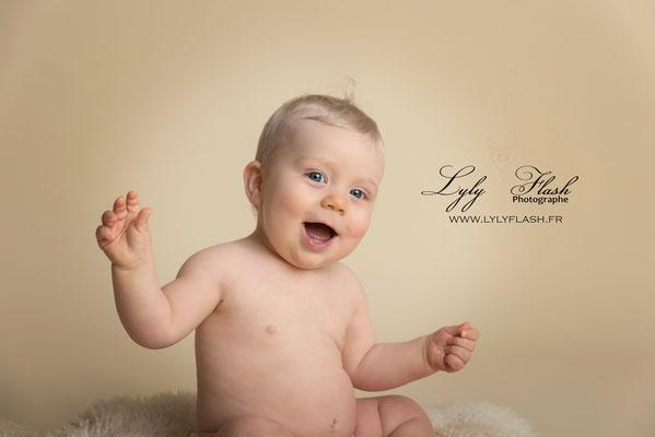 photographe bébé saint raphael