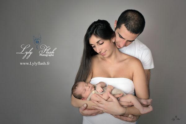 draguignan photo naissance nouveau-né photographe bébé 83 var