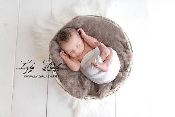 photographe lyon bébé