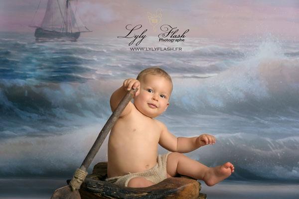 bébé photographe saint mandrier