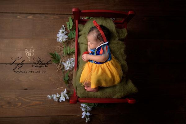 Photographe naissance bébé Tourves
