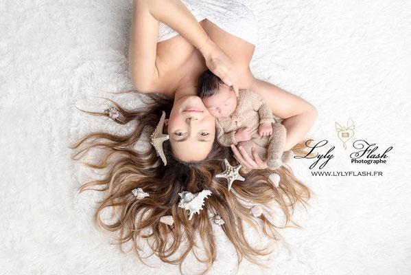 photographe naissance bébé brignoles