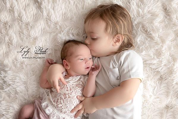 photographe nouveau-né  bébé Ramatuelle