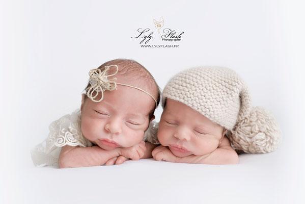 Photographe naissance bébé  dans le var