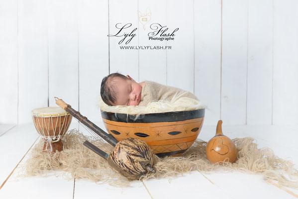 Photographe naissance bébé Tourtour