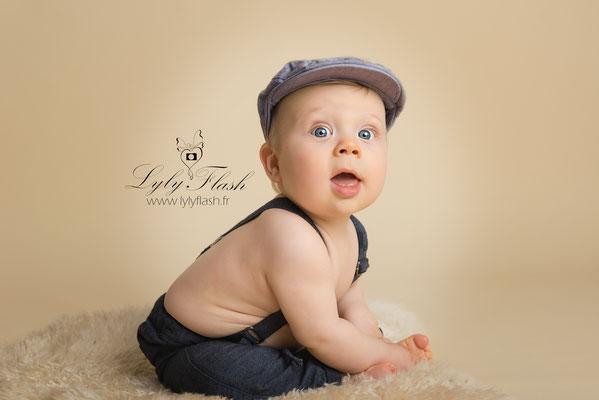 bébé photographe la londe les maures