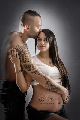 inspiration photo grossesse photographe femme enceinte studio maternité