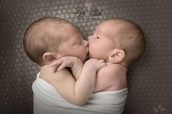 photographe nouveau-né  bébé  Saint Julien