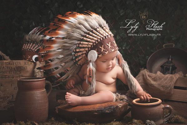 photographe pour bébé séance Art ou cocoon Draguignan fréjus nice garéoult brignoles aix en provence marseille monaco