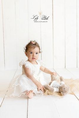 portrait bébé studio photographorfessionnelle