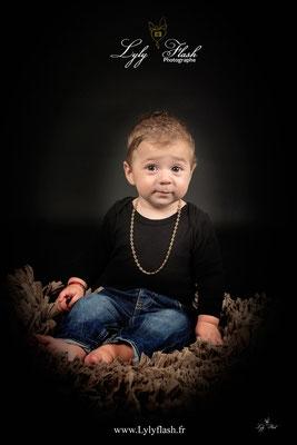 photographe portraitiste bébé