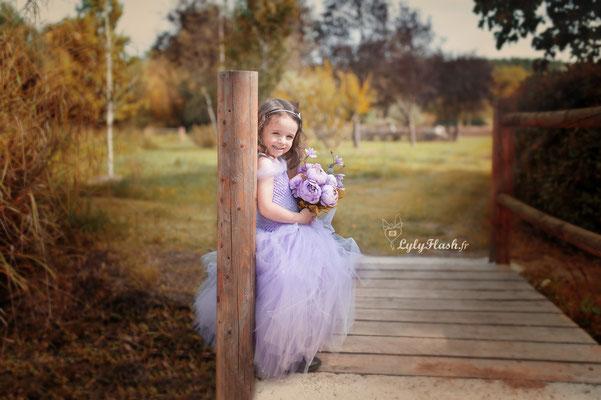 photographe extérieur enfant nature