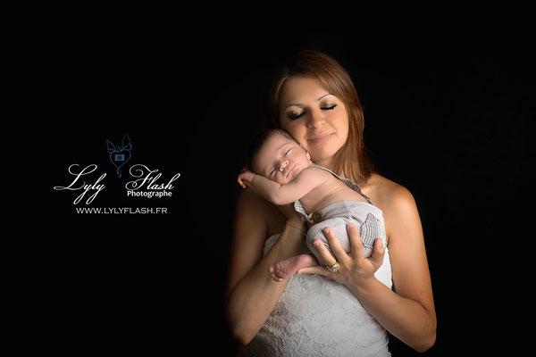 portrait de famille naissance