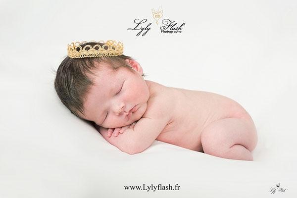 photo nouveau-né bébé hyères