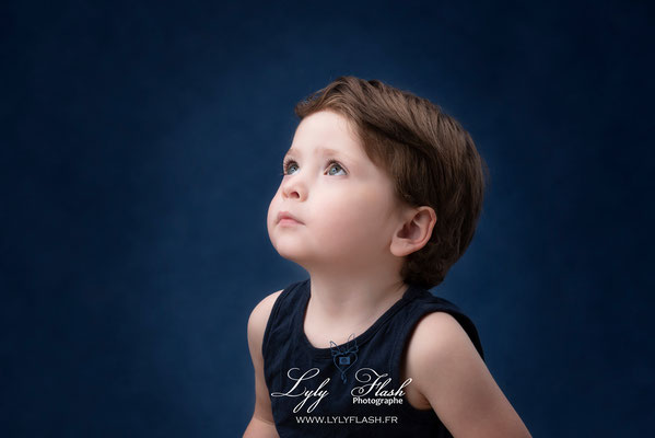 photographe portrait enfant studio photo