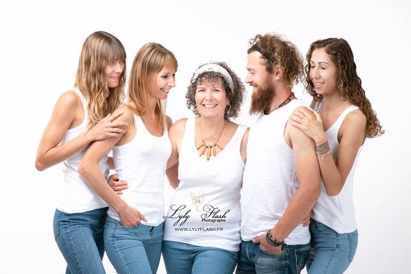 le bonheur d etre en famille une photo studio par lyly flash près de Bras