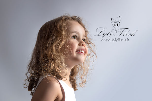 studio photo portrait enfant Brignoles 83