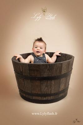 Photographe bébé var