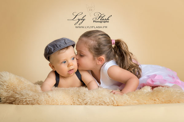 Saint Raphaël photographe pour bébé dans le var