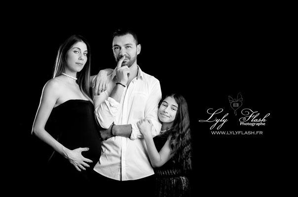 photographe grossesse version famille fréjus