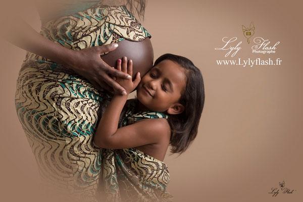 photographe de grossesse photo de maternité