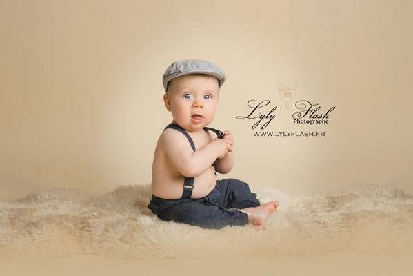 portrait d enfant saint raphael studio photo