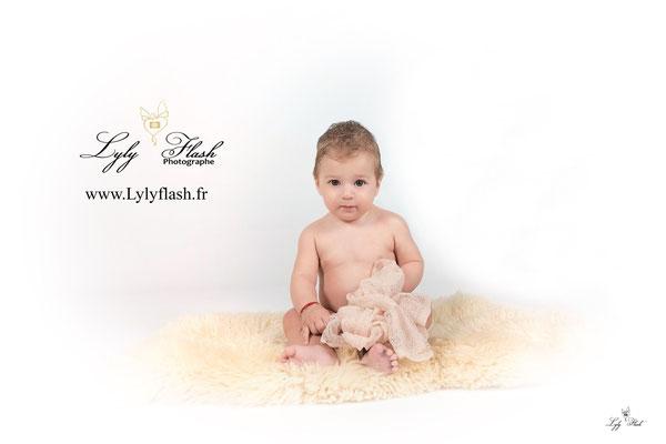 Photographe photo de bébé