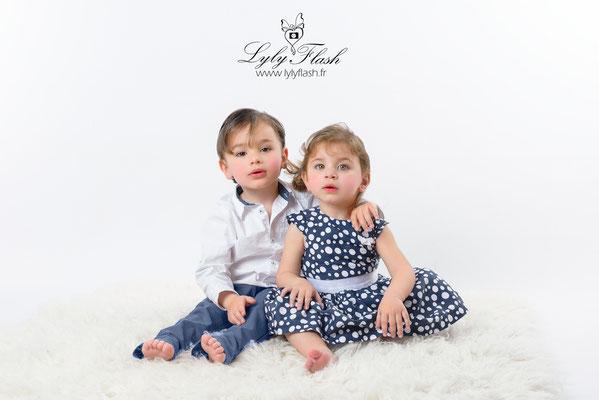 photographe enfant famille studio photo fréjus