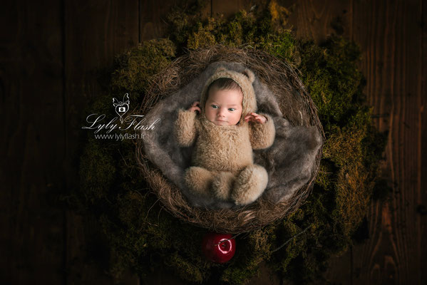 photographe naissance  bandol