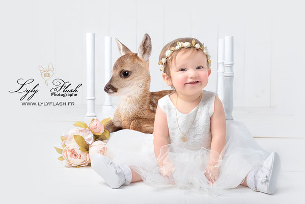 portrait de princesse photo studio photographe pro
