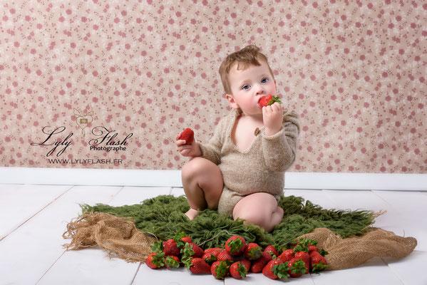 barjols photographe  cogolin en studio photo pour bébé