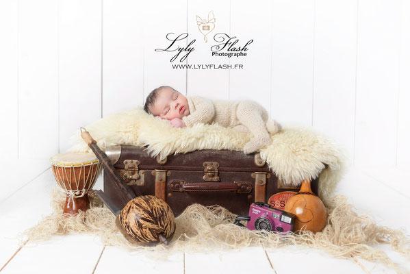 Photographe naissance bébé  afrique