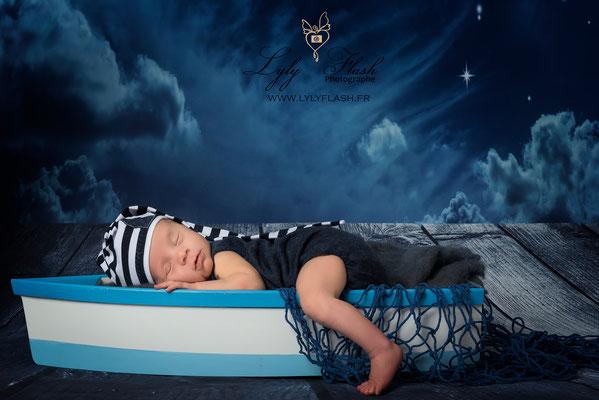 photographe naissance Barjol