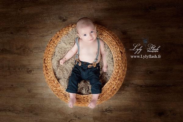 photographe var bébé 3 mois