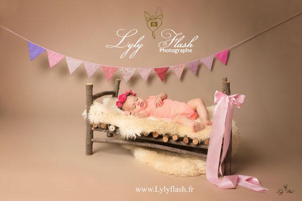 posing photo bébé 9 mois