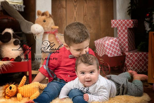photographe pour enfant  Toulon Noël