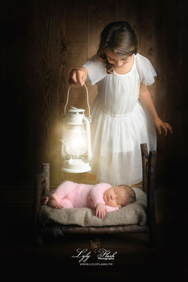 Photographe naissance bébé signes