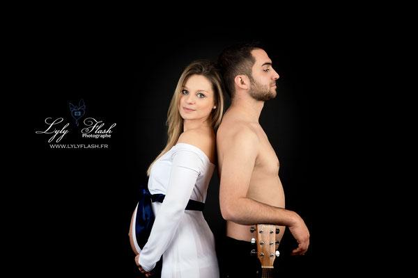 studio photo maternité grossesse femme enceinte