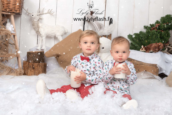 photographe de noël photo studio 83