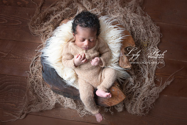 photographe de naissance lyly flash studio photo
