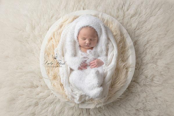 photo original bébé nouveau-né mignon Monaco