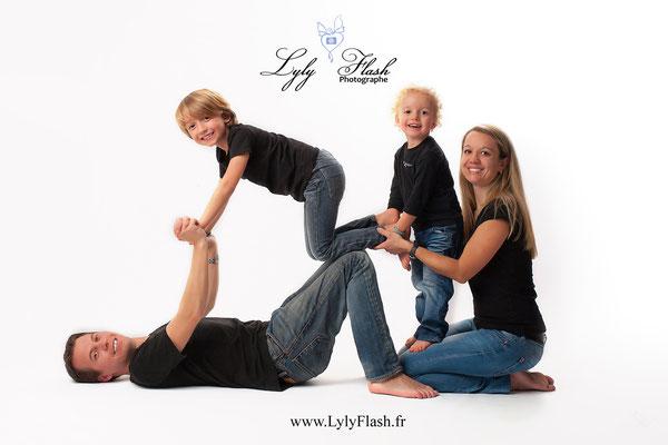 photographe bébé et photographe en studio photo dans le var