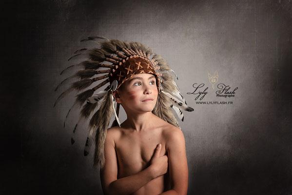 photographe pour enfant aix en provence en studio d'art