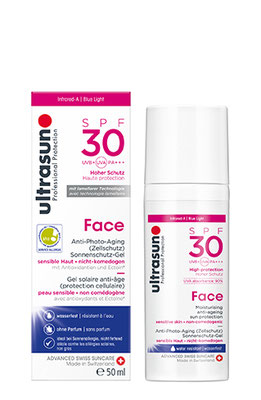 Ultrasun Face 30 - 50ml
