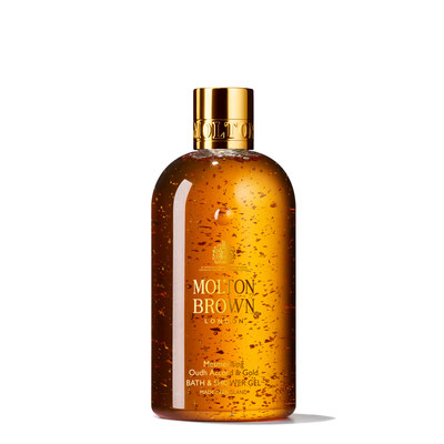 Molton Brown  Mesmerising Oudh Accord & Gold Bath & Shower Gel (300ml)
