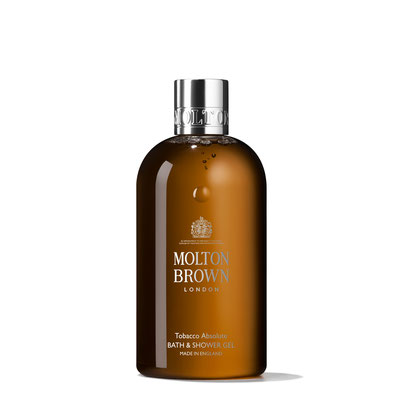 Molton Brown Tobacco Absolute Bath & Shower Gel (50ml, 100ml, 300ml)