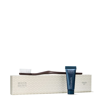 Molton Brown Tooth Paste and Brush